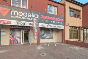 sklep motocyklowy warszawa prymasa Motopublica odzież motocyklowa Motona