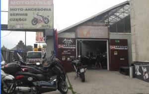 sklep motocyklowy warszawa marki odzież motocyklowa