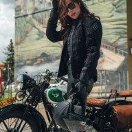damska kurtka motocyklowa Venti
