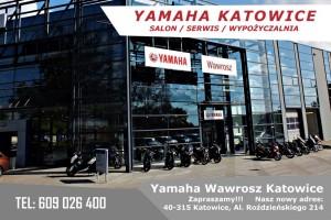 Yamaha Katowice sklep motocyklowy