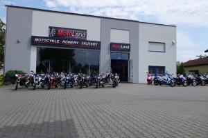 sklep motocyklowy Rybnik Motoland odzież motocyklowa