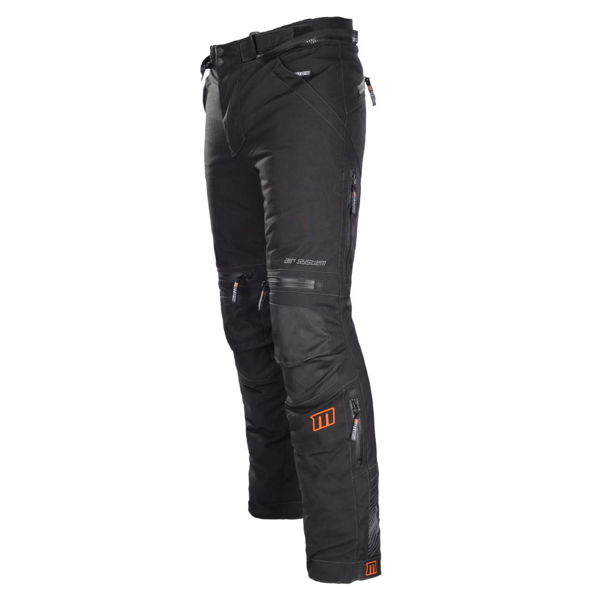 Spodnie-motocyklowe-skracane krotkie nogawki