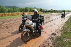 komplet motocyklowy motona syberia
