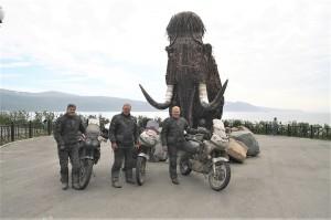 kurtki motocyklowe syberia mamut