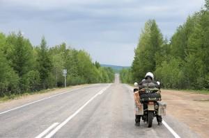 odzież motocyklowa syberia test